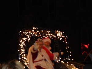 Blurry, Mr. & Mrs. Claus
