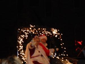 Blurry, Mr. & Mrs. Claus